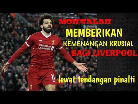 Moh Salah membawa kemenangan krusial Untuk liverpool Mp3