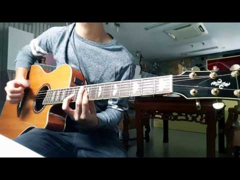 Stay With Me (Chanyeol & Punch) Goblin OST- Fingerstyle Cover (Sungha Jung Arr.)