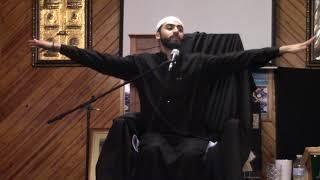 Sh  Ahmed Bazzi Repentance Night of 7th Moharram 2018 3