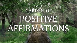 Sleep Hypnosis ~ Your Garden of Positive Affirmations