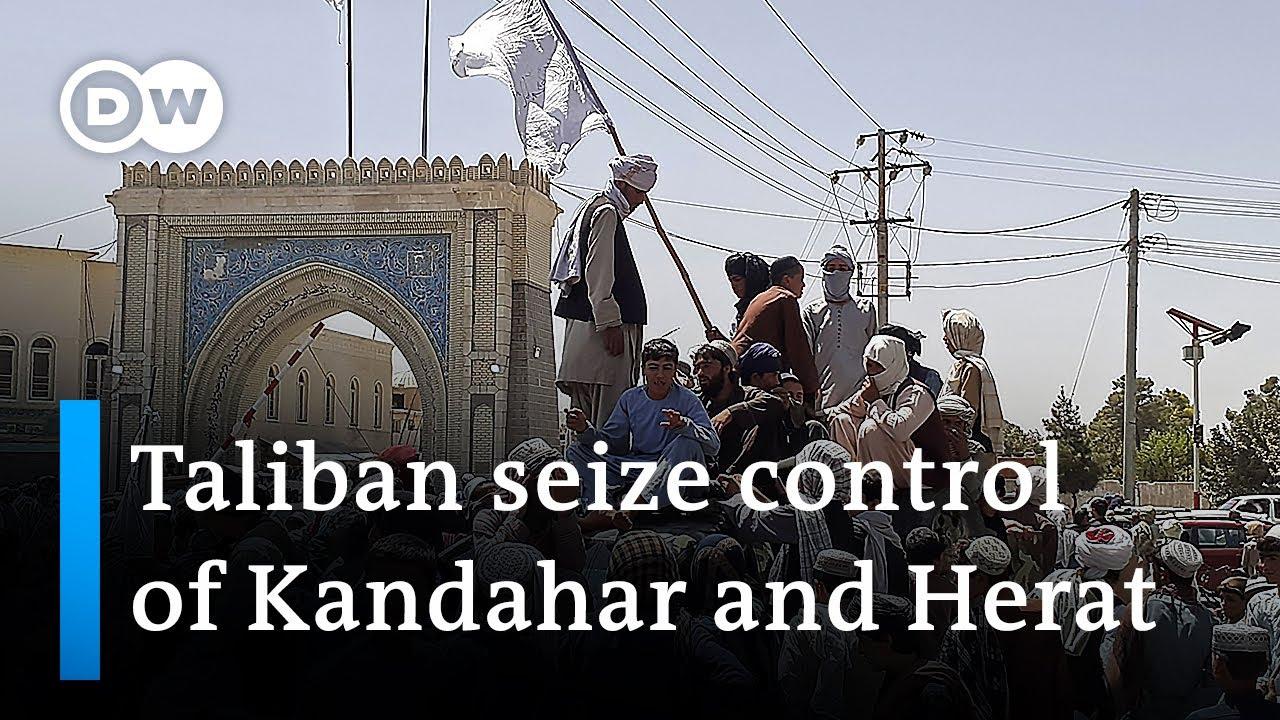 Download Afghanistan: Taliban take second-largest city Kandahar | DW News