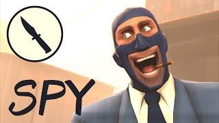 TF2:(СЕРВЕР ИНЖЕНЕР) ИГРА ЗА SPY продолжение игры Team Fortress 2
