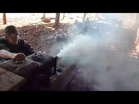 Motor Diesel Yanmar B-9 parte 1