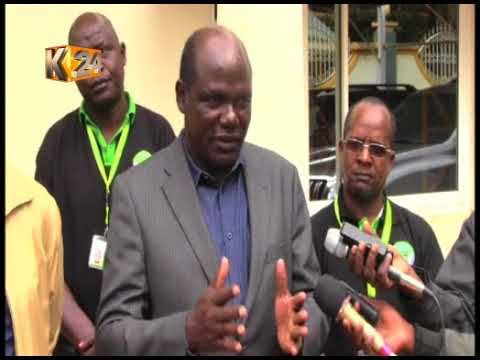 IEBC boss pushes for 2 elections separating presidential and county elections