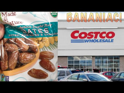 Shopping for Organic / Non-GMO / Vegan Food at Costco Wholesale Supermarket