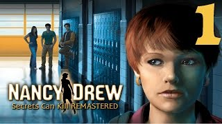 Nancy Drew: Secrets Can Kill Remastered Walkthrough part 1