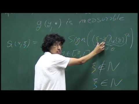 Basic Course on Stochastic Programming - Class 07