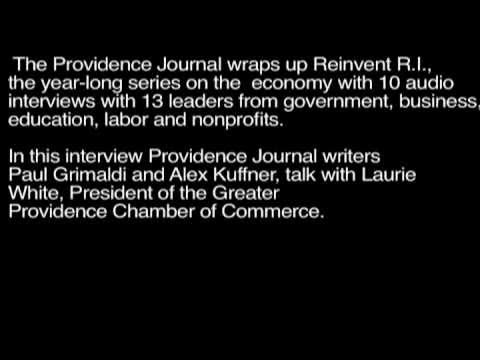Providence chamber chief: Full, year-end interview