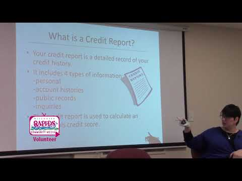 Lunch And Learn Check Your Credit 4-17-18