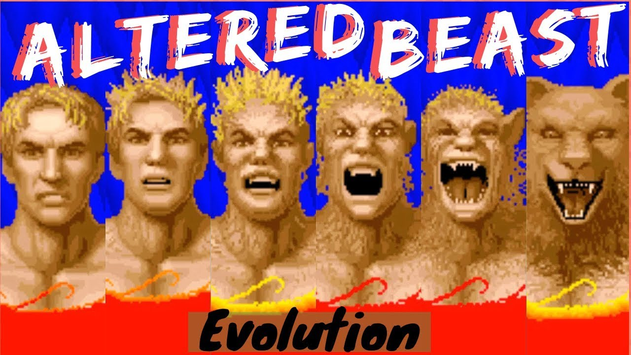 """How """"Altered Beast"""" Transforms"""