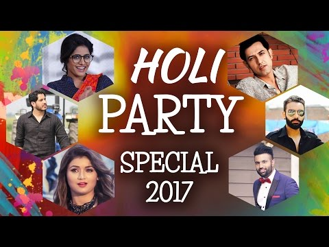 Punjabi DJ Dance Songs | Holi Party 2017 | Non Stop Punjabi Bhangra Songs 2017 | Bhangra Mashup