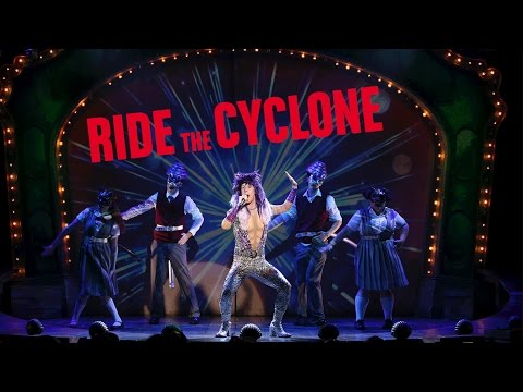 RIDE THE CYCLONE: Montage