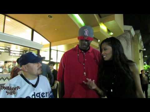 Joe Smith aka Joe Beast former NBA player - Kyss - Urban Melody TV