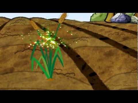 """Title Animation """"The Sower and the Seeds"""" - Popcorn Media Works"""