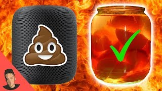 DON'T buy HOMEPOD! What a KOMPOT! A truth you never HEARD!
