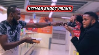 Hitman Shoot! Prank (Zfancy)