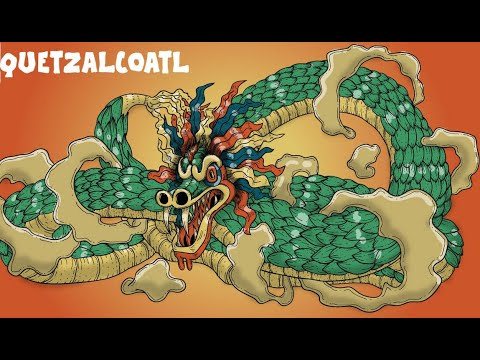 Quetzalcoatl - Man, Myth, God:  Mexico Unexplained