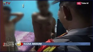 5 Pasangan Mesum Berstatus Pelajar Dan Mahasiswa Diciduk Polisi Di Penginapan - BIP 02/03