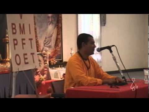 Manah Sodhanam Lecture 1 - Br. Prabodhji @ CHYK West Chicago Camp 2009