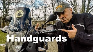 Motorcycle Handguards. Three Very Good Reasons to Buy it!