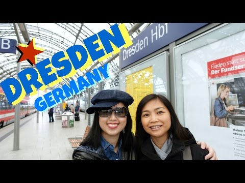 Central Europe Travel Series | 2nd Leg - DRESDEN, Germany