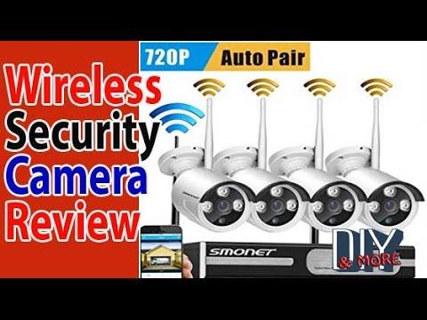 Oossxx Security Camera System Setup Doovi