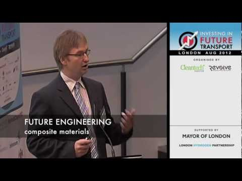 Lightweight Structural Composites - a future engineering presentation by Axon Automotive