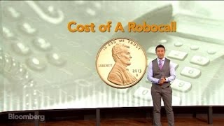 The Cost of Robocalling