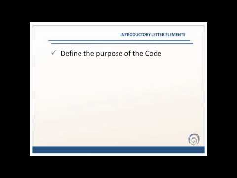 creating code of ethics creating code of ethics