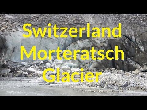 Switzerland - Morteratsch Glacier / Morteratsch Gletscher