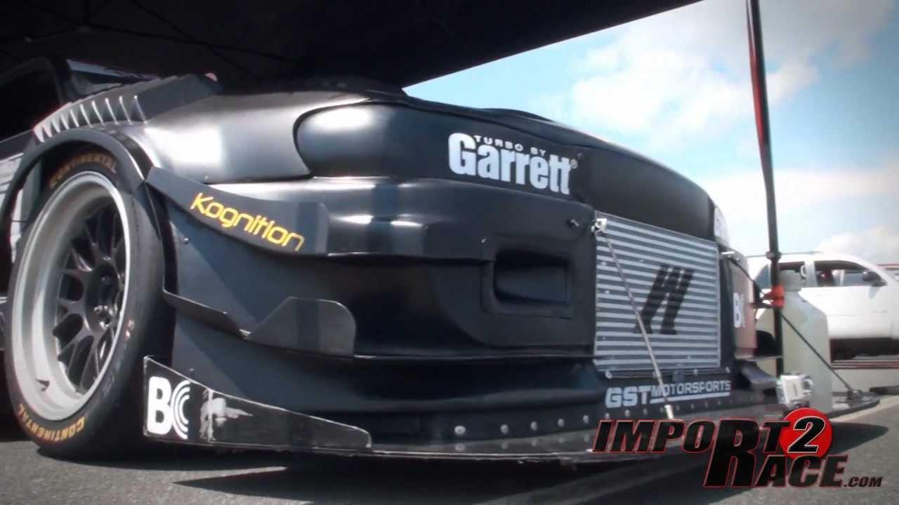 gst motorsports subaru impreza l new track record with gta njmp lightning 2012 [ 1280 x 720 Pixel ]