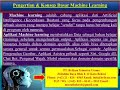 TLP / WA +62 813 – 8143 – 2012 ,   Big data analytics mechine learning