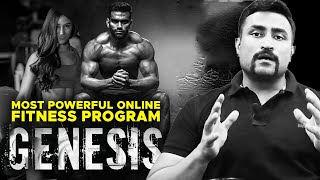 GENESIS - THE MOST POWERFUL ONLINE FITNESS PROGRAM IN INDIA