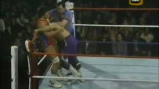 World Of Sport - Dynamite Kid vs Mark Rollerball Rocco pt.2 (82-01-16)