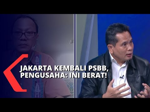 Anies Umumkan Jakarta kembali Berlakukan PSBB, Pengusaha: Ini Berat!