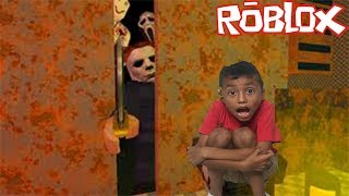 LETS PLAY ROBLOX SCARY ELEVATOR! GAMING WITH NIK - BEST ROBLOX SCARY GAMES - KID GAMERS