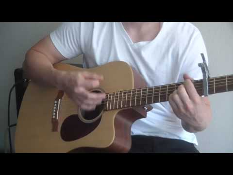 Howie Day - Collide Guitar Tutorial (Chords, Strumming Pattern, Complete Lesson For The Song)