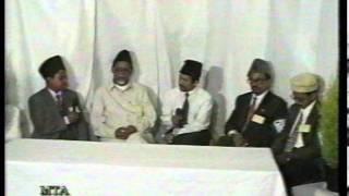 Bengali Interviews at Jalsa Salana UK 1998