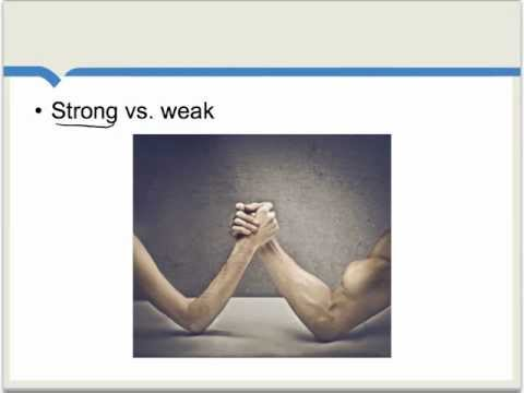 Weak and strong natural monopoly