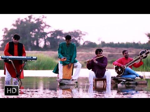 Classical Instrumental (Fusion) - Innocence - Ateetam - Tabla | Sitar | Flute | Keyboard
