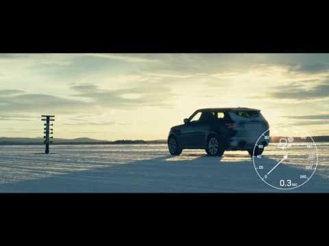 Range Rover Sport SVR - 0-100km/h All-Terrain Acceleration Test