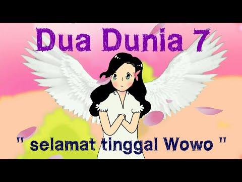 Kartun Lucu - Dua Dunia 7 - Animasi  Anak Indigo Lucu Horor Indonesia