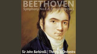 Symphony No. 1 in C Major, Op. 21: III. Menuetto - Allegro Molto e Vivace
