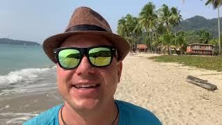 Ко Чанг 2020 Заброшенный отель Галактика часть 1 я Дикий пляж