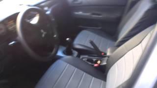 Автомобильные чехлы 'АВТОПИЛОТ' (эко-кожа) для MITSUBISHI Lancer 9