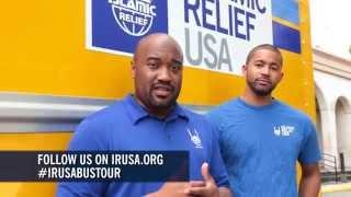 Islamic Relief USA -  #Ramadan Food Distribution #1- Falls Church, VA