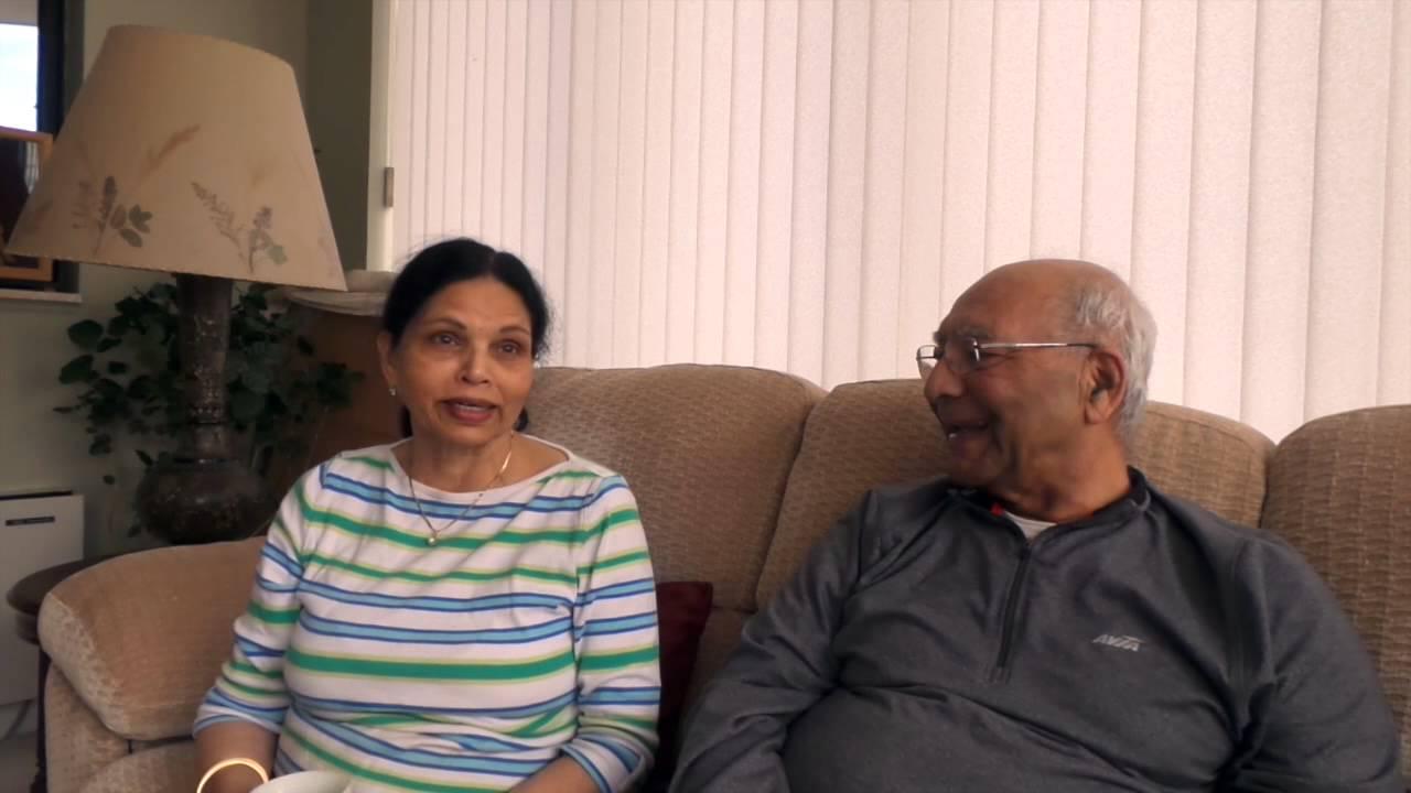Arjun & Padmini's Experience with Gordon's