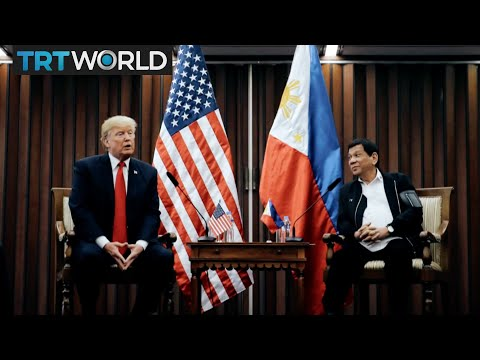 Trump's Philippines pursuit, Brazil's gold wars and NATO's Afghan troop boost