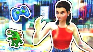 The Sims 4: City Living | Part 3 - GEEKCON IN SPACE