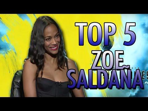 Las Películas Favoritas de Zoe Saldaña
